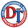 D and T Heating and Cooling